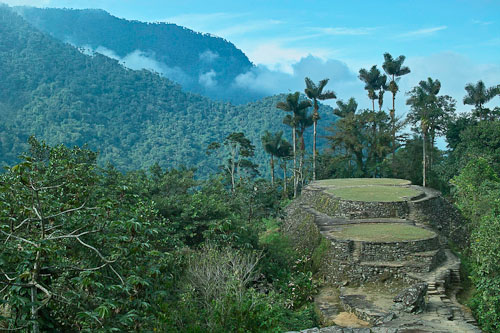 The Ruins of Ciudad Perdida