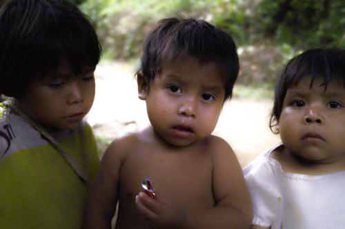 The Tayrona People in Colombia